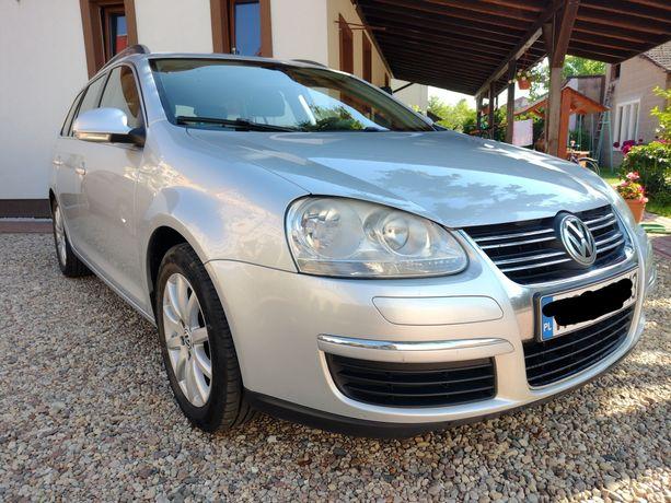 VW Golf V Variant 1.9 Tdi 105km 229tys. km 2009r bogato wyposażony