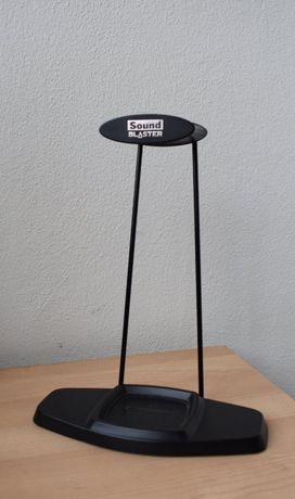 Sound Blaster Headset Stand - Original, como novo
