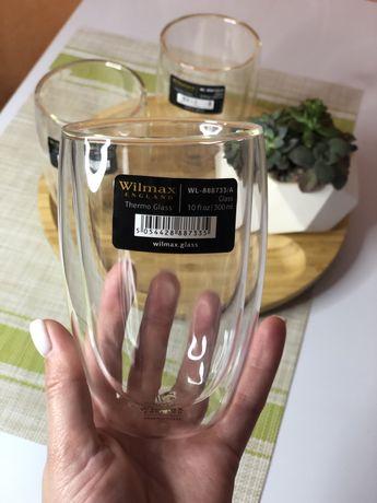 Термостакан  з подвійним дном Wilmax