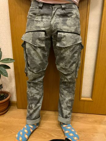 Продам штаны, Riot division