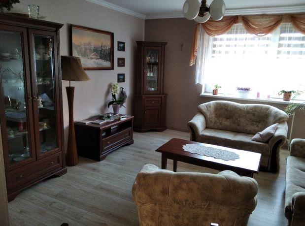 piękny komplet mebli do salonu