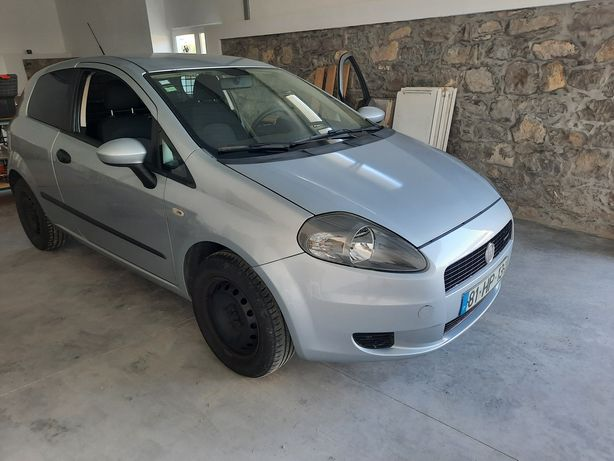 Fiat grand punto 1.3 Multijet de 2009