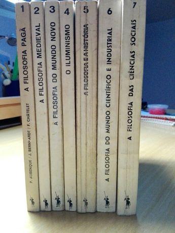 Mini Enciclopédia de Filosofia em casa. HISTÓRIA DA FILOSOFIA. Ideias