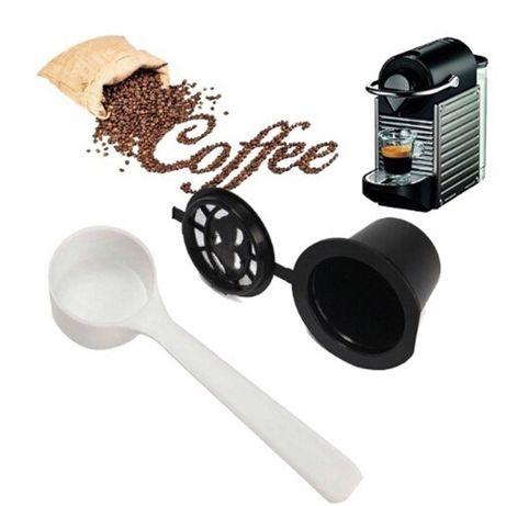 4 Cápsulas Reutilizáveis Nespresso