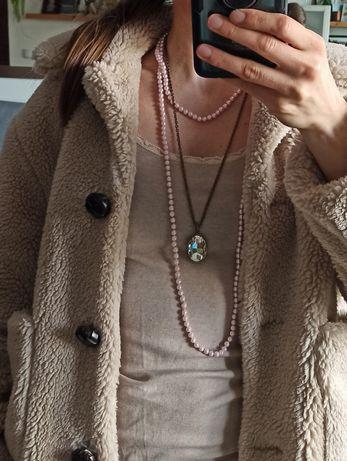 Naszyjnik Vintage perły