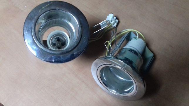 Светильники потолочные врезные