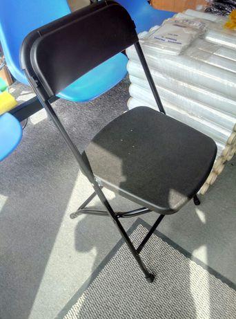 Krzesło składane na działkę kemping