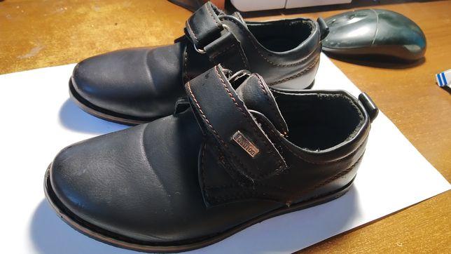 Туфли на мальчика 26 размер