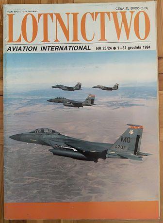 Lotnictwo Aviation International nr 23-24/1994