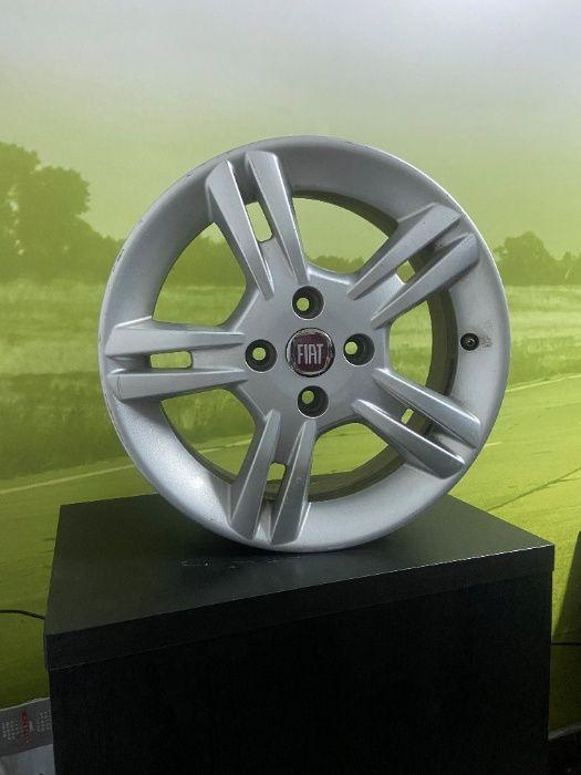 """Jantes Usadas 15""""x6J 4x100 Fiat Proença-A-Nova E Peral - imagem 1"""