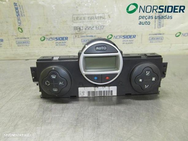 Consola de chaufagem AC Renault Grand Scenic II Fase I|04-06