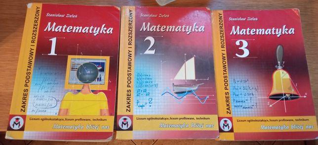 Matematyka 1-3 Zieleń