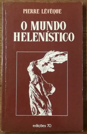 o mundo helenístico, pierre lévéque, edições 70
