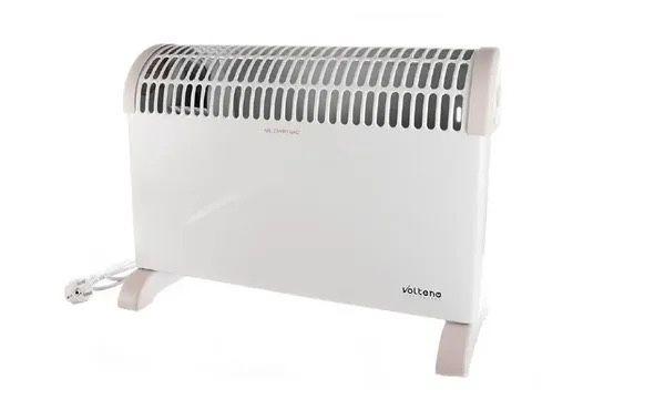 Обогреватель электрический V0268(2000Вт)Колорифер с вентилятором