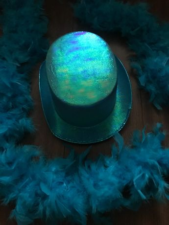 Cylinder, kapelusz