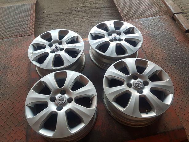 Felgi Aluminiowe Toyota Yaris R15 4x100- 5.5J