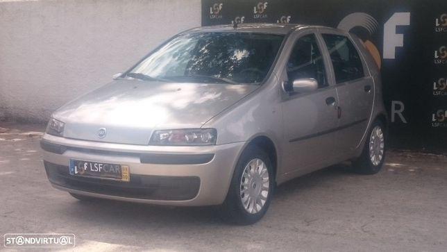 Fiat Punto 85 16V ELX