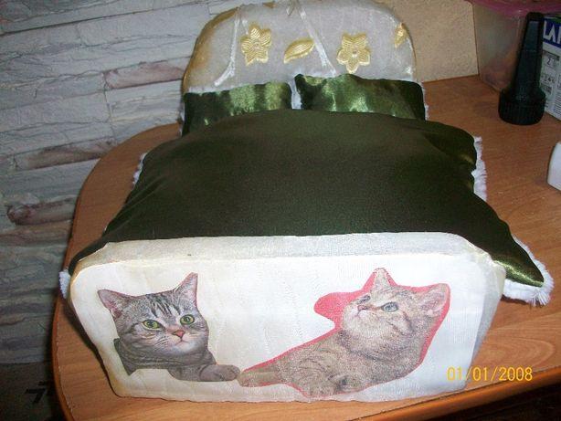 Мебель для кукол - кроватка