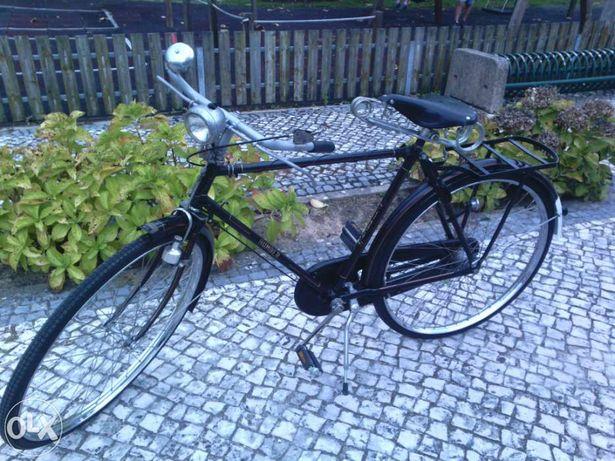 Bicicleta HUMBER anos 50