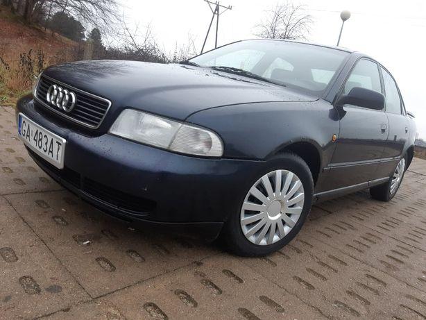 Audi A4 1.9 TDI 110 kM
