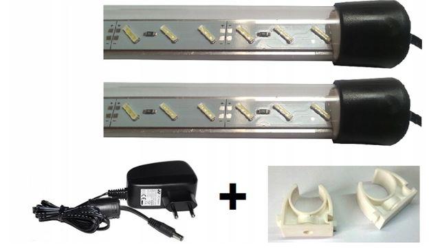 Oświetlenie Lampa LED Akwarium 2x100CM