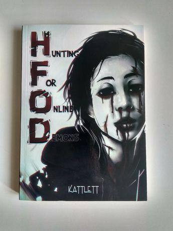 Kattlett - Hunting for Online Demons - Light Novel