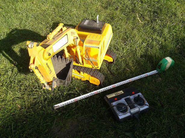 Zabawka koparka na baterie Duża