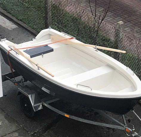 Łódka / łódź wiosłowa / wędkarska
