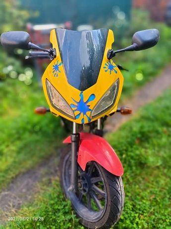 Motorower Zippo PRO 50