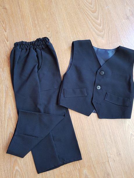 Kpl spodnie + kamizelka