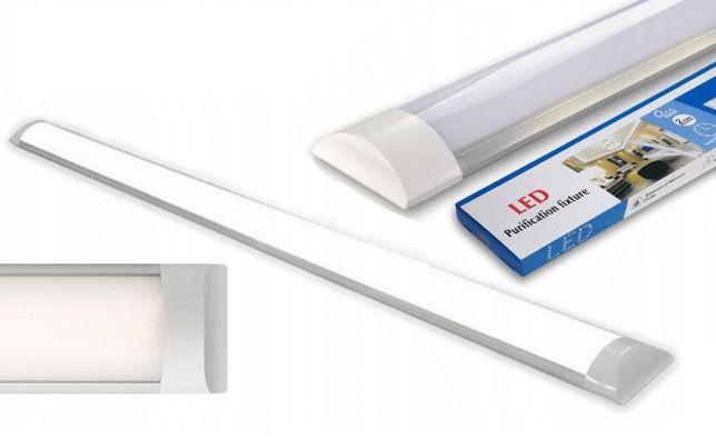 lampa LED 120 CM natynkowa idealna do garażu/hali Wysyłka 24h!