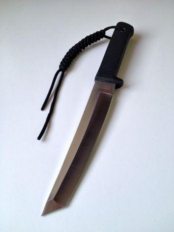 Нож Японского стиля с мощным клинком Samurai knife Japan Survival
