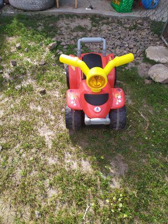 Детский мотоцикл на акумуляторе