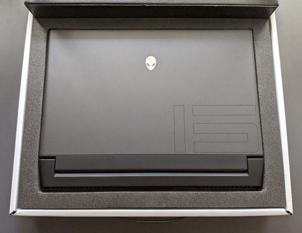 """Alienware M15 R2 15.6"""" 144Hz i7-9750H 16Gb 512Gb SSD M2 rtx2060 M15R2"""