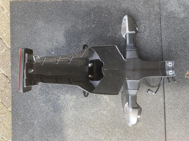 Kawasaki Z1000 - ogon błotnik z mocowaniem tablicy