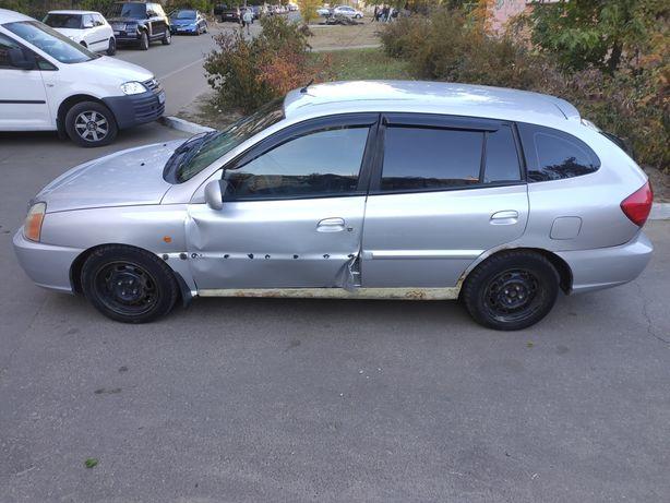 Kia rio 2003 АКПП Кондиционер