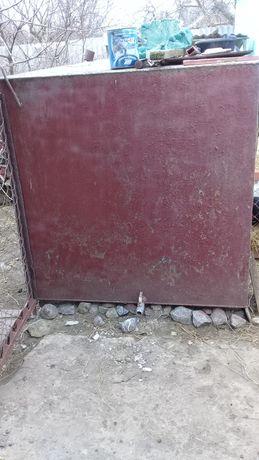 Бак 5-кубовый метал 5мм.