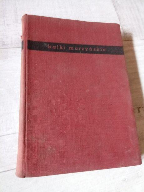"""""""Bajki murzyńskie"""" Wydawnictwo Literackie, Kraków 1959r."""