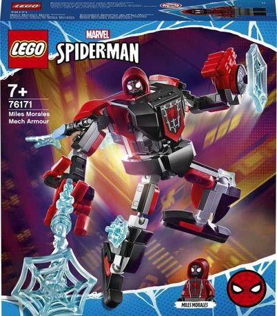 Конструктор LEGO Super Heroes Робоброня Майлза Моралеса 125 дет(76171)