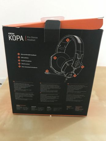 Pro Stereo Headset