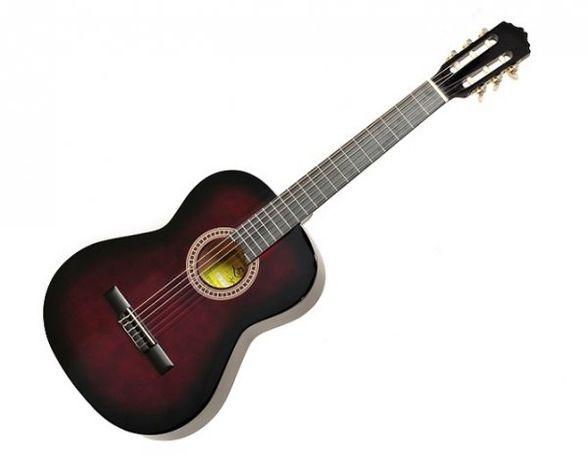 Gitara klasyczna Ever Play EV-127 4/4 +pokrowiec+tuner