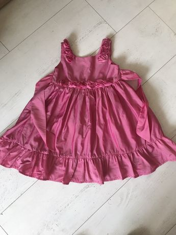Elegancka sukienka z TKMAXX 116 cm