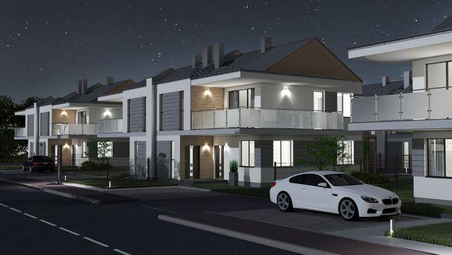 Mieszkania BEZCZYNSZOWE z ogrodem 56-68 m2 Trzcianki Nowiny Kielce