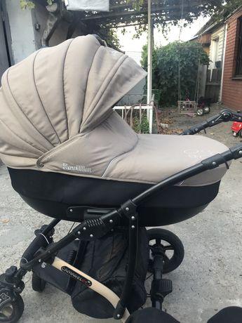 Детская коляска camarelo sevilla