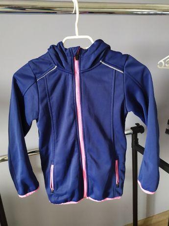 Bluza softshell rozmiar 122