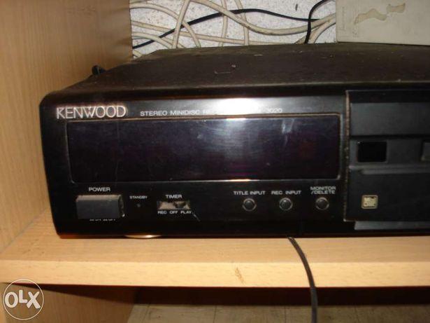 Minidisc kenwood