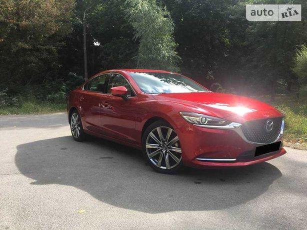 Продам  Mazda 6 2018 года .2,5 Turbo  ,Топовая комплектация