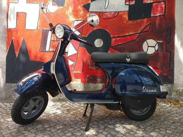 """Vespa 150 PX """"Disco"""", ano 2006"""