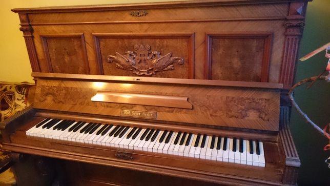 Zabytkowe 100 letnie Pianino Rud Gross Berlin