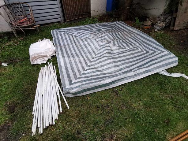 Daszek, plandeka namiotu (pawilonu) ogrodowego 2,3 x 2,3 m